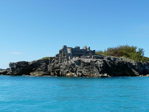 Castle Island bermudas