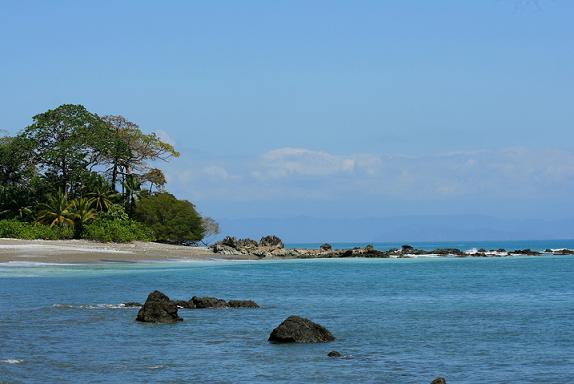 Playa matapalos