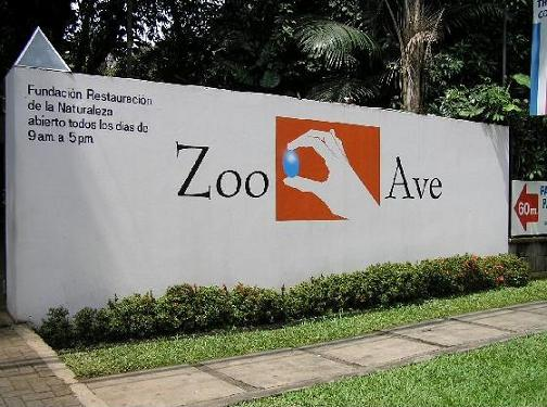 zoo ave alajuela