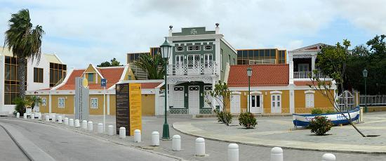 Copia de Museo Arqueologico de Aruba