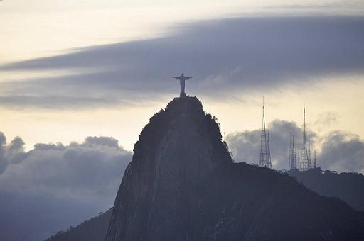 El Corcovado brazil