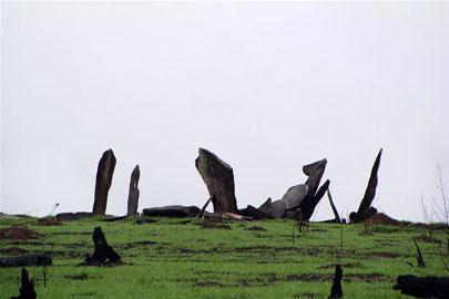 Parque Arqueológico del Solsticio  Stonehenge