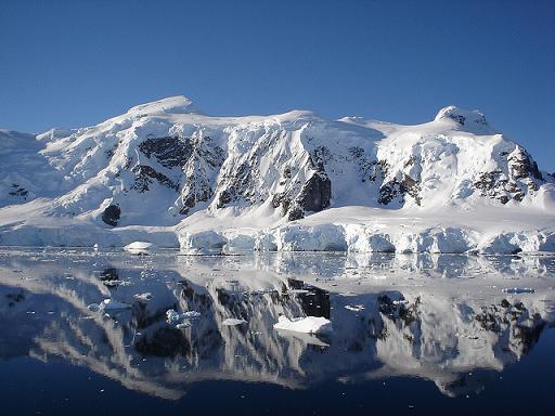 Cruceros a la Antartica