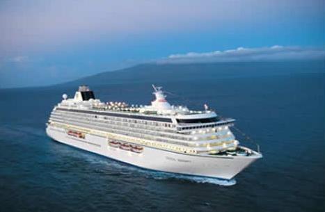 Cruceros por el Oceano Índico